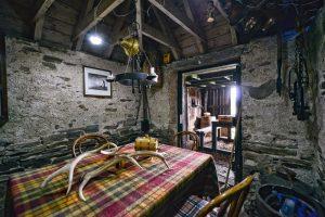 Bothy interior 2017