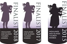HIghlands and Islands Tourism Awards